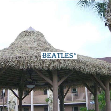 Thatch Bar by Tiki Bar Synthetic Thatch Panel For Sale Beatlespark
