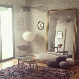 Miroir De Salon : 17 meilleures id es propos de grand miroir sur pinterest miroirs chambre miroirs de sol et ~ Teatrodelosmanantiales.com Idées de Décoration