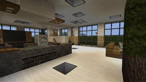 minecraft modern kitchen designs minecraft modern house townhouse villa screenshots 7508