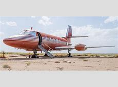 Elvis Presley's Private Jet Is for Sale—At a Very