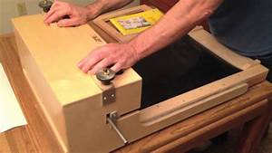new letterpress proofing press youtube With letter machine press