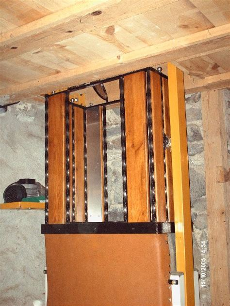 bureau de controle electrique monte charge électriques domestiques installer ou en kit