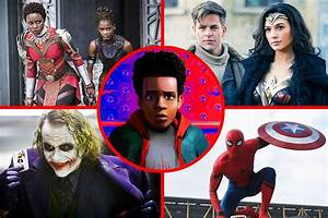 Ranked, The, 20, Best, Superhero, Movies, Of, All, Time