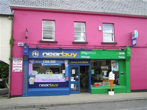 magasin bureau la poste en irlande