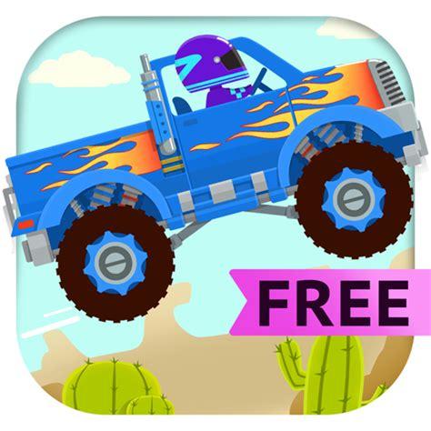 monster truck video games for kids amazon com truck driver free monster truck simulator