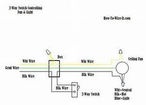 Ceiling Fan 3 Way Switch Wiring Diagram Variations : wire a ceiling fan 2 way switch diagram repairs ~ A.2002-acura-tl-radio.info Haus und Dekorationen