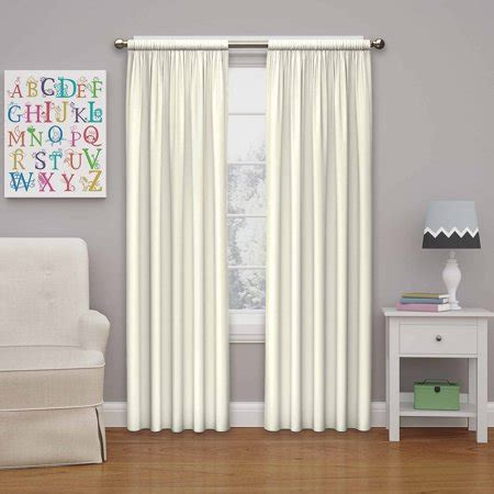 blackout curtains walmart eclipse grommet blackout energy efficient bedroom