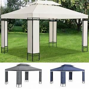 Gartenpavillon Metall 3x4 : pavillion gartenzelt partyzelt festzelt gartenpavillion ~ Whattoseeinmadrid.com Haus und Dekorationen