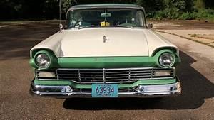 1957 Ford Fairlane Victoria Hardtop For Sale