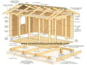 Storage Building Blueprints Pictures by Large Shed Plans Picking The Best Shed For Your Yard