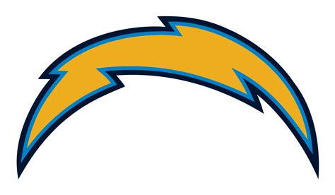 Los Angeles Chargers Logo Png Transparent & Svg Vector