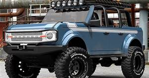 2021 Ford Bronco 2 Door & 4 Door By Maxlider Motors | Ford Daily Trucks
