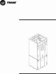 Trane Air Conditioner Tam7b0c60h51sa User Guide