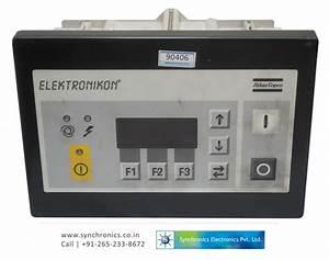 Elektronikon Ii By Atlas Copco Repair At Synchronics