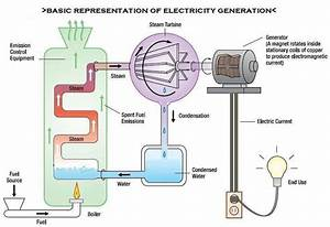 Thermal Power Plant Cycle