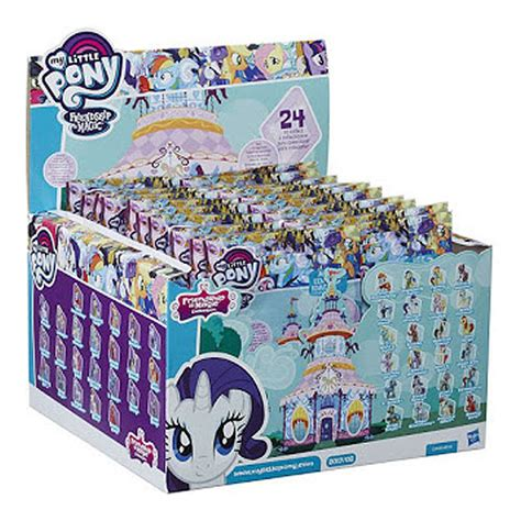 blind boxes and bags my pony blind bag box wave 20 24 packs tesla s toys