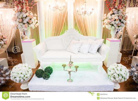 wedding decoration stock photo image  seating business
