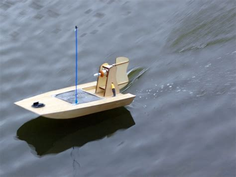 Model Airboats by Free Jon Boat Plans Plywood