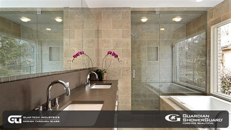 Guardian Showerguard For Shower Enclosures From Glaz Tech