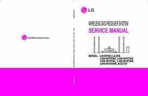 Lg Da3620 3630 Sm Service Manual Free Download  Schematics  Eeprom  Repair Info For Electronics