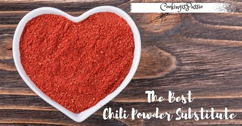 substitute for chili powder what is the best chili powder substitute to consider jan 2018