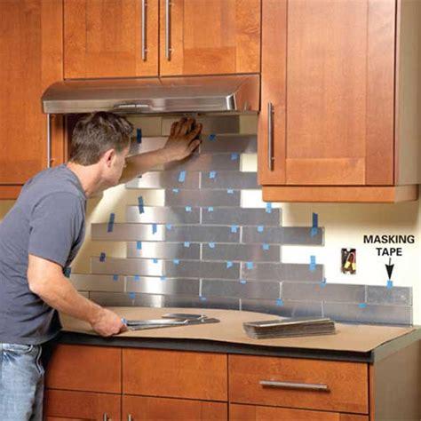 cheap kitchen backsplash panels top 30 creative and unique kitchen backsplash ideas