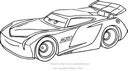 disegni  cars da colorare