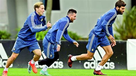 2018 Fifa World Cup qualifiers: Argentina's hopes on line
