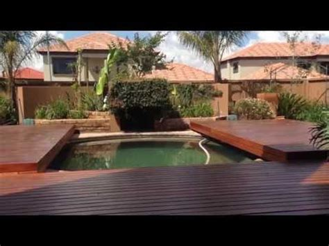 removable deck  pool  trend home design