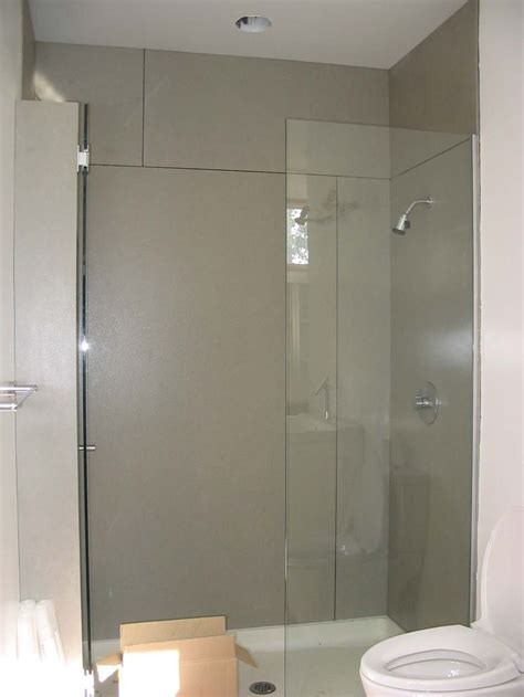 Bathroom Shower Walls - best 25 concrete shower ideas on concrete