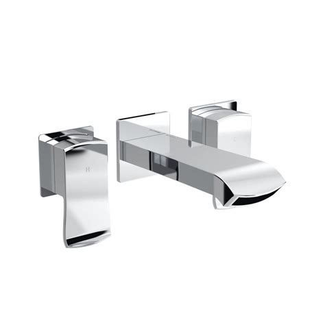 Wall Mounted Bath Filler And Shower by Bristan Descent Dsc Wmbf C Wall Mounted Bath Filler Chrome