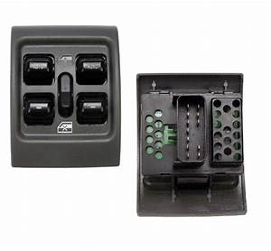 Chrysler Pt Cruiser Power Window Switch At Monster Auto Parts