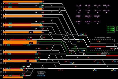 Railway Signalling Simsig Does Simulator Simulations Systems