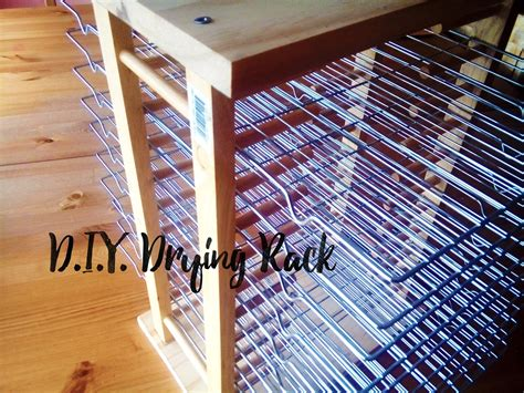 drying own rack yourself racks fraction expensive purchase cost version