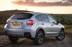 Subaru Xv Review  2012