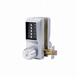 kaba simplex ee1000 series two sided mechanical cipher With cipher door lock