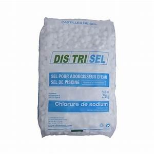 Sel Pour Adoucisseur D Eau : sel pour adoucisseur d 39 eau sel de piscine sac de 25 kg ~ Dailycaller-alerts.com Idées de Décoration