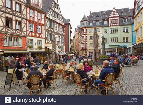 Häuser Kaufen Cochem by Marktplatz In Cochem Mosel Rheinland Pfalz Deutschland