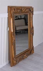 Spiegel Goldrahmen : wandspiegel barockspiegel goldrahmen spiegel barock ~ Pilothousefishingboats.com Haus und Dekorationen