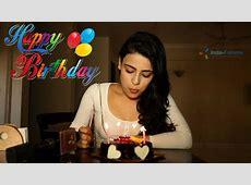 Radhika Madan excited for her Birthday YouTube