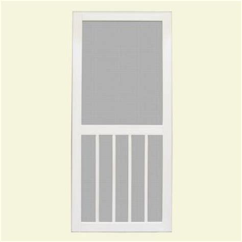 screen doors at home depot unique home designs geneva 36 in x 80 in white outswing