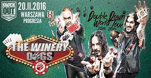the winery dogs live