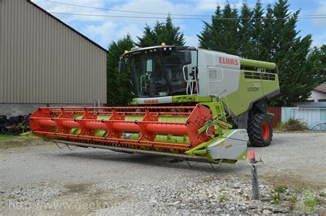 mousse au chocolat moissonneuse batteuse claas lexion 750