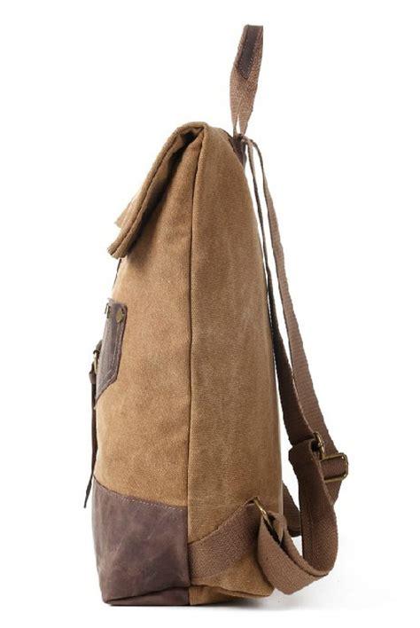 backpacks  men vintage canvas rucksack  canvasbags