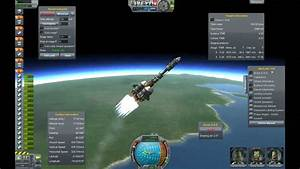 Kerbal Space Program To Duna With Mechjeb - YouTube