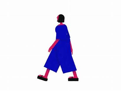 Jumpsuit Dribbble Around Playing Woman Walk