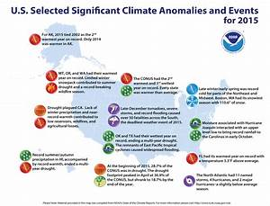 NOAA: Significant climate events and anomalies for 2015 ...