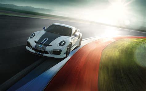 2018 Techart Porsche 911 Turbo S Wallpapers Wallpapers Hd