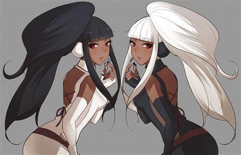 black anime character  desktop background