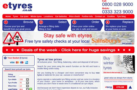 National Tyres Promotional Code